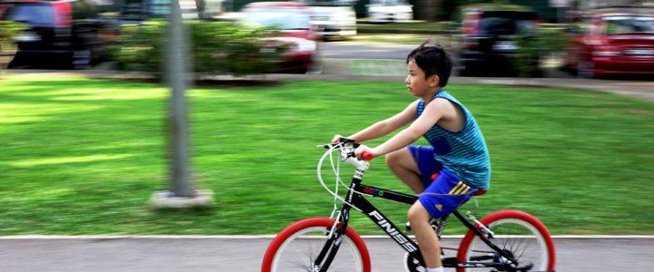 Choisir un e bike pour enfants